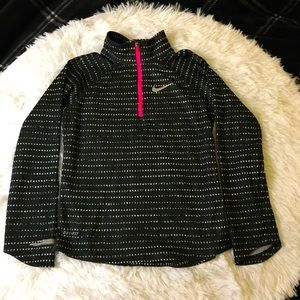 Nike DriFit Sz S Long Sleeve Pullover Top